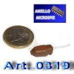 Micro auricolare a scomparsa