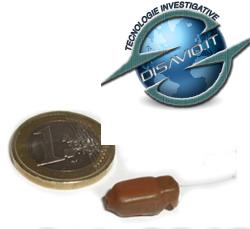 micro auricolare senza fili