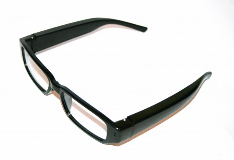 occhiali spia
