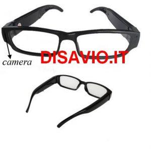 occhiali spia hd