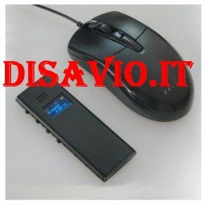 registratore portatile professionale