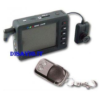 registratore audio video portatile