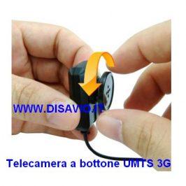 telecamera umts bottone
