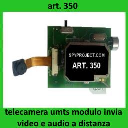 telecamera umts 3g audio e video