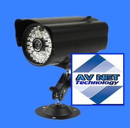 Telecamera videosorveglianza da esterno con registratore DVR