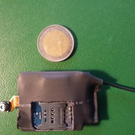 Telecamera registratore comandato da remoto sms