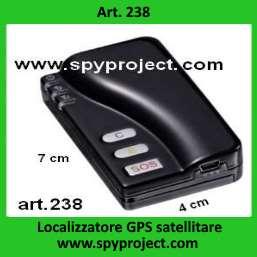 localizzatore gps satellitare