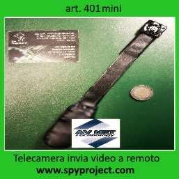 micro telecamera spia video e foto remoti
