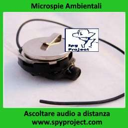 Microspie ambientali