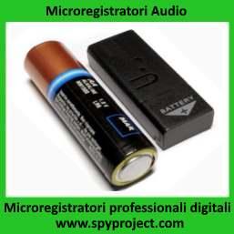 Microregistratori digitali audio