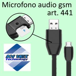 microspia gsm audio