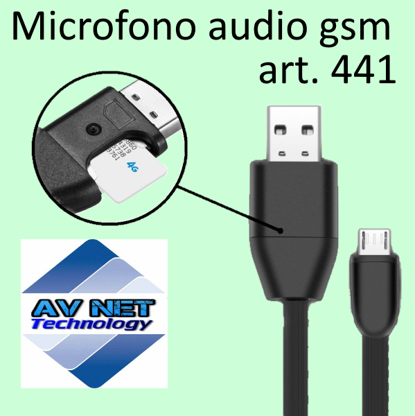 microspia gsm audio
