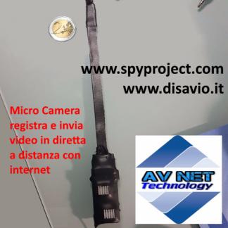 telecamera invio video in diretta