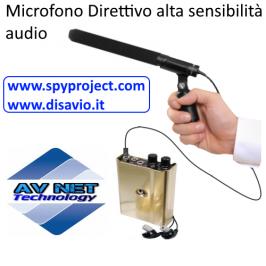 microfono direttivo