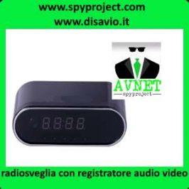Radiosveglia registratore