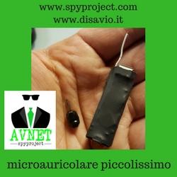 microauricolare piccolissimo
