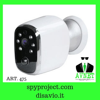 telecamera videosorveglianza economica