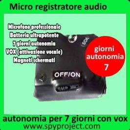 microregistratore